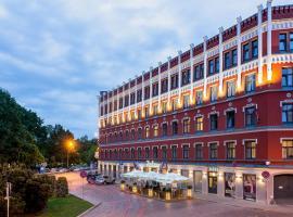 Radisson Hotel Old Town Riga, hotel near Riga Nativity of Christ Cathedral, Riga