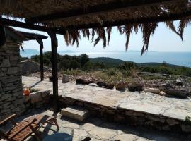 Pirate's Nest Stone House, country house in Korčula
