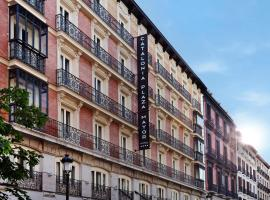 Catalonia Plaza Mayor, hotell i Madrid