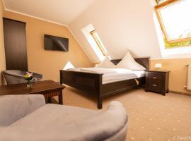 Hotel Wasserschlößchen, hotel in Naumburg