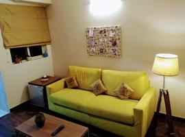 Studio Apartment with Green lawns, self catering accommodation in Noida