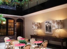 The Broome, boutique hotel in New York