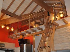 les charmes du lac Sauna et Spa, cabin in Gérardmer