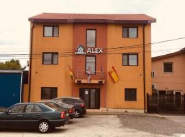 Pensiunea Alex, hotel din Timișoara