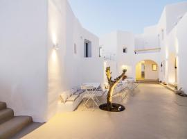 White Loft, hotel in Ios Chora