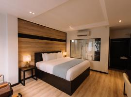 The Chill Suites - City Center, hotel in Ho Chi Minh City
