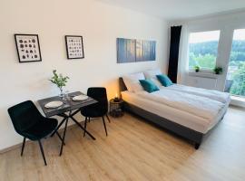 Komfortables Apartment in Bad Elster mit Netflix, hotel in Bad Elster