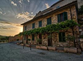 Due Torri, hotel a San Severino Marche