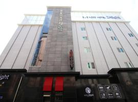 Two Nights Business Hotel, hotel in Jeonju