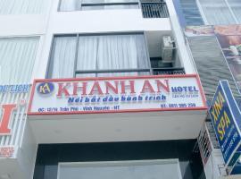 Khánh An Hotel, khách sạn ở Nha Trang