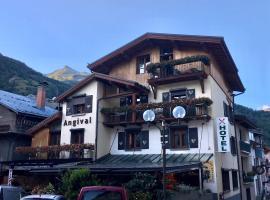Hôtel Angival, hôtel à Bourg-Saint-Maurice