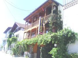 OzenTurku Hotel, hotel in Pamukkale