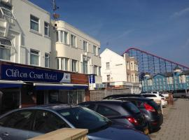 Clifton Court Hotel, hotel near Sandcastle Waterpark, Blackpool