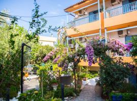Villa Mertiza, hotel in Myrtos