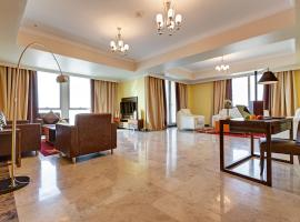 Abidos Hotel Apartment Dubai Land, apartment in Dubai