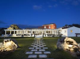 Li Neuli Country Club, hotel in San Pantaleo