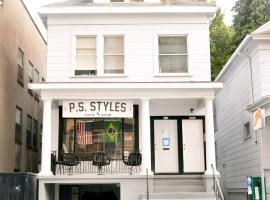 624 Jackson Guest House, vacation rental in Portland