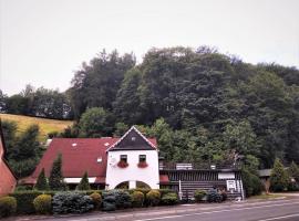 Ubytování Riegel, hotel a Svoboda nad Úpou