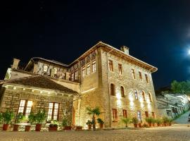 Hotel Kalemi 2, hotel in Gjirokastër