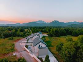 Degenia Velebitica, holiday home in Lovinac