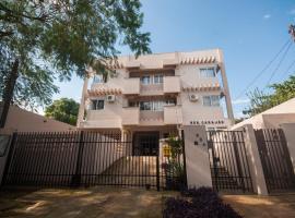 Carajas Apto 12 - Otima localização !!, apartment in Foz do Iguaçu