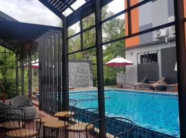 Baanbangkok 97 Hotel Donmueang Airport, hotel en Ban Talat Rangsit