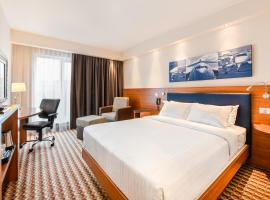 Hampton by Hilton Warsaw Airport, hotel near Warsaw Frederic Chopin Airport - WAW,