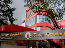 Olive Comfort, hotel en Mysore