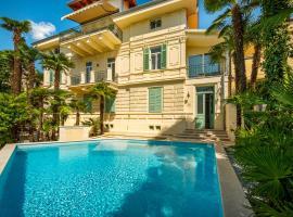Apartments Villa Elizabeta, hotel near Maiden with the Seagull, Opatija