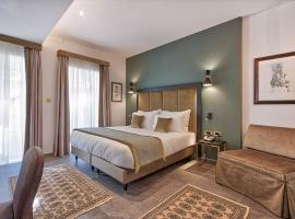 Palazzo Rosaria Boutique Hotel, hotel near St. Paul's Cathedral, Valletta