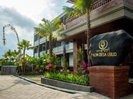 Paon Desa Ubud, hotell i Ubud