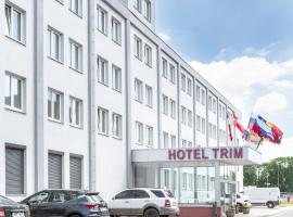 Hotel Trim, hotel in Pardubice