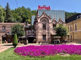 Отель Корона, отель в Кисловодске