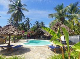 Ananda Villa Zanzibar, hotel Bwejuuban
