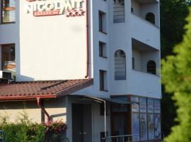 Complex Ramiro, hotel in Suceava
