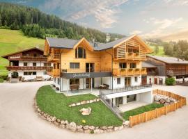 Waidacherhof Apartments, hotel a Lago di Braies tó környékén Braiesben