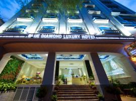 Blue Diamond Luxury Hotel, hotel near Diamond Plaza, Ho Chi Minh City