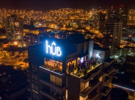 hUB Antofagasta, hotel en Antofagasta