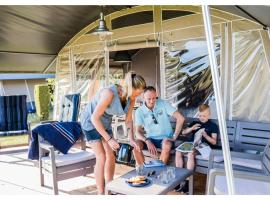 Country Camp camping Leï Suves, luxury tent in Roquebrune-sur-Argens