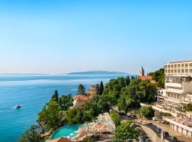 Grand Hotel Adriatic II, romantic hotel in Opatija