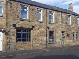 Harbour Guest House, hotel near Warkworth Castle, Amble