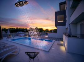 Apartments Evita, budget hotel in Bibinje