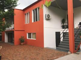 Khvamli Guest House, guest house in Ts'ageri