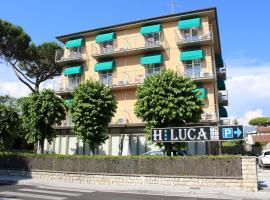 Hotel Luca, hotel in Lido di Camaiore