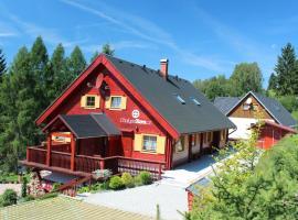 Apartmány a Chalupa Tara, hotel poblíž významného místa Špičák II - Dětský vlek, Albrechtice v Jizerských horách