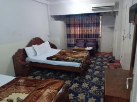 Hotel BLUE SKY Sitara Market, hotel near Safa Gold Mall, Islamabad