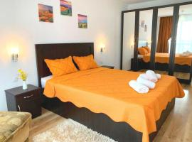 3-room Apartment 5 minutes to Palas, Large & Very Clean, hotel in Iaşi