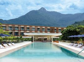 Hotel Fasano Angra dos Reis, pet-friendly hotel in Angra dos Reis