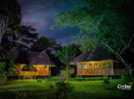 Yasuni Indillama Lodge, campground in Puerto Francisco de Orellana