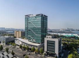 Best Western Harbor Park Hotel, hotel in Incheon